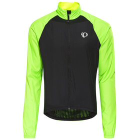 PEARL iZUMi ELITE Barrier Jacket Men black/screaming green